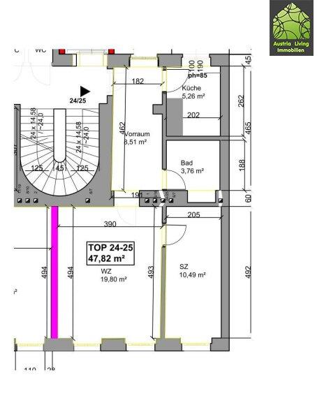 Altbau Ertsbezug--Smart Home-Living /  / 1050Wien / Bild 8