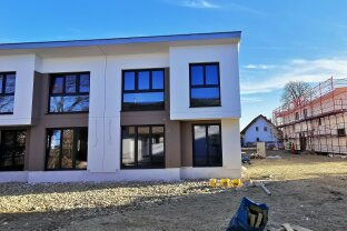 Schlüsselfertige Doppelhaushälfte in Groß-Enzersdorf im Erstbezug