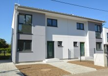 Toplage Strebersdorf exklusives Doppelhaus 5 Zimmer+ Vollkeller 0% PROVISION