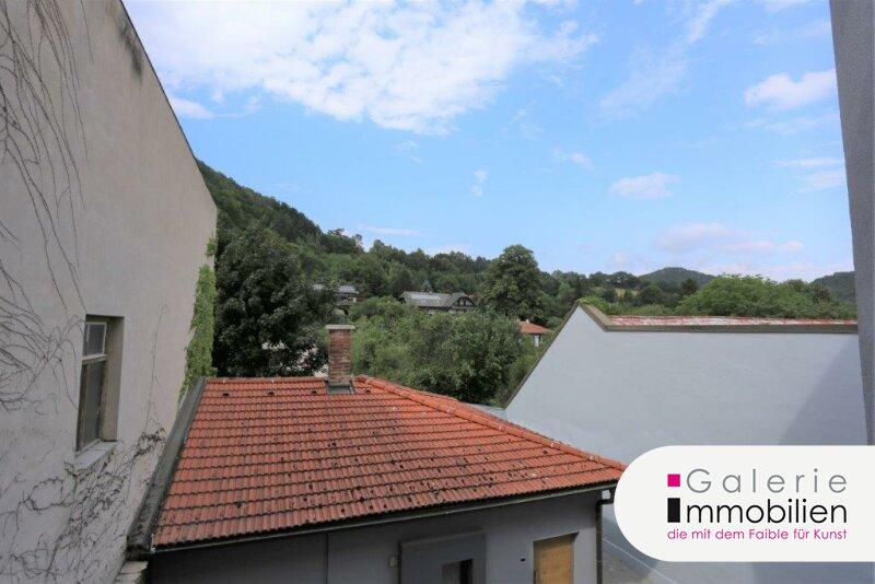 Exklusive Dachgeschoßwohnung mit Grünblick, Eigengarten und Parkplatz Objekt_35143 Bild_37