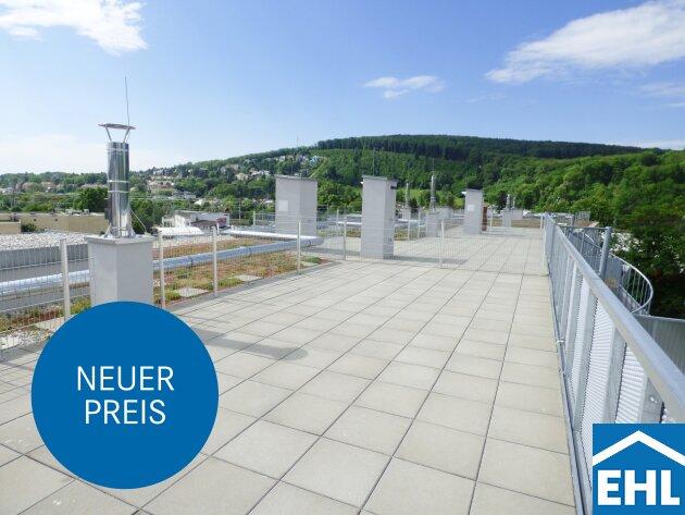 NEUER PREIS: Eigentumswohnung mit Dachterrasse nahe Lainzer Tiergarten