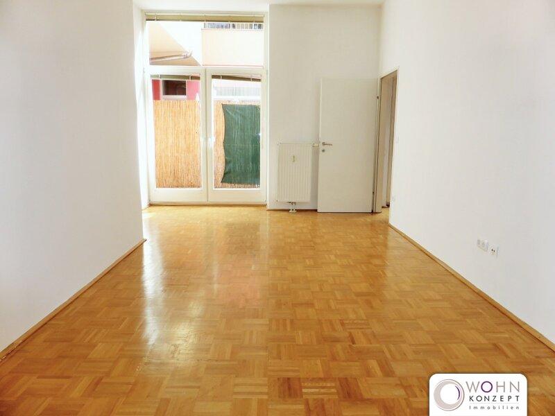 Terrassenhit: 61m² Neubau + Mini-Garten mit Einbauküche - 1120 Wien /  / 1120Wien / Bild 1
