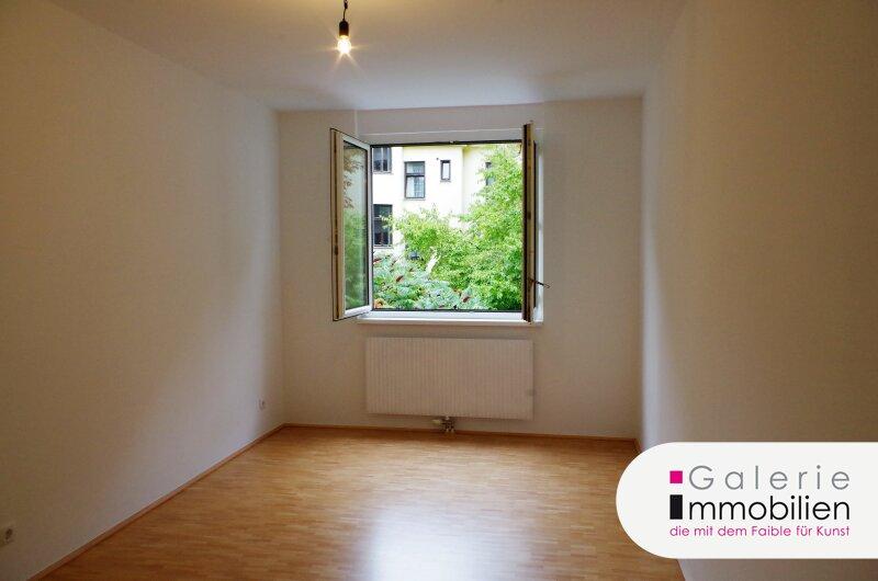 Sanierte sonnige 2-Zimmer-Neubauwohnung mit Gemeinschaftsgarten Objekt_26013