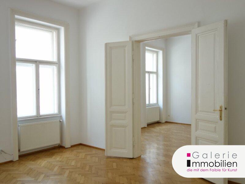 VIDEO: Ruhige und charmante 2-Zimmer-Altbauwohnung, unbefristet! Objekt_31294
