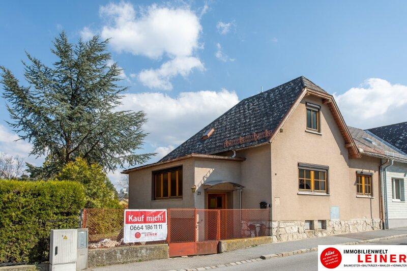Leistbares Einfamilienhaus mit Garage und herrlichem Garten in Hainburg a.d Donau Objekt_10649 Bild_568