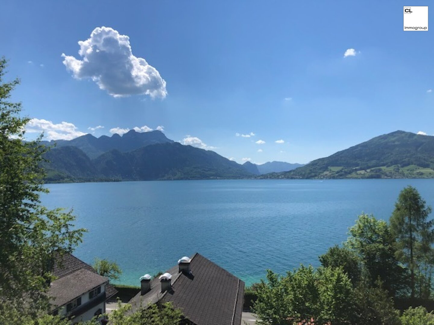 Tolle Liegenschaft am Attersee - mit Bootshaus und großem Badeplatz am sonnigen Ostufer des Attersees - Marcus W. F. Oberrauch Immobilien - CL-Immogroup.at