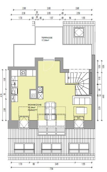 Familienwohntraum in ruhiger Lage mit Terrasse! /  / 1180Wien / Bild 5