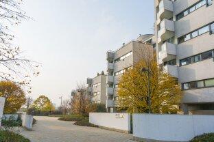 Donaublick! Absolute Ruhelage, 3 Zimmer Wohnung mit Garagenplatz, Nähe UNO-City!