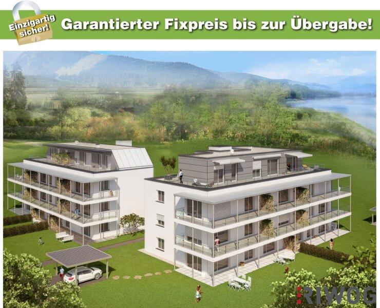 4-Zimmerwohnung mit wunderschönem Garten  -  Top-Lage