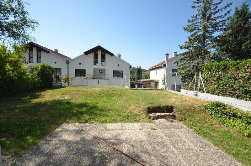 Modernes Haus mit sonnigem Garten in Salmannsdorf
