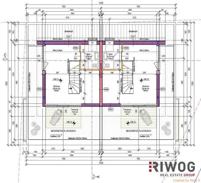 **Exklusive 5 Zimmer Doppelhaus mit Villencharakter - Hochwertigste Ausstattung - beste Bauqualität** /  / 1210Wien / Bild 4