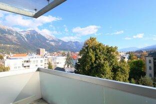 Vorzugslage Wilten - exklusive Dachgeschosswohnung (WG-tauglich)
