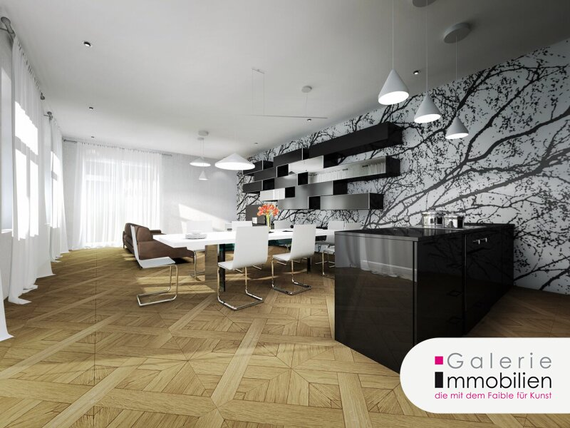 Prächtige Altbauwohnung in revitalisiertem Biedermeierhaus Objekt_26015