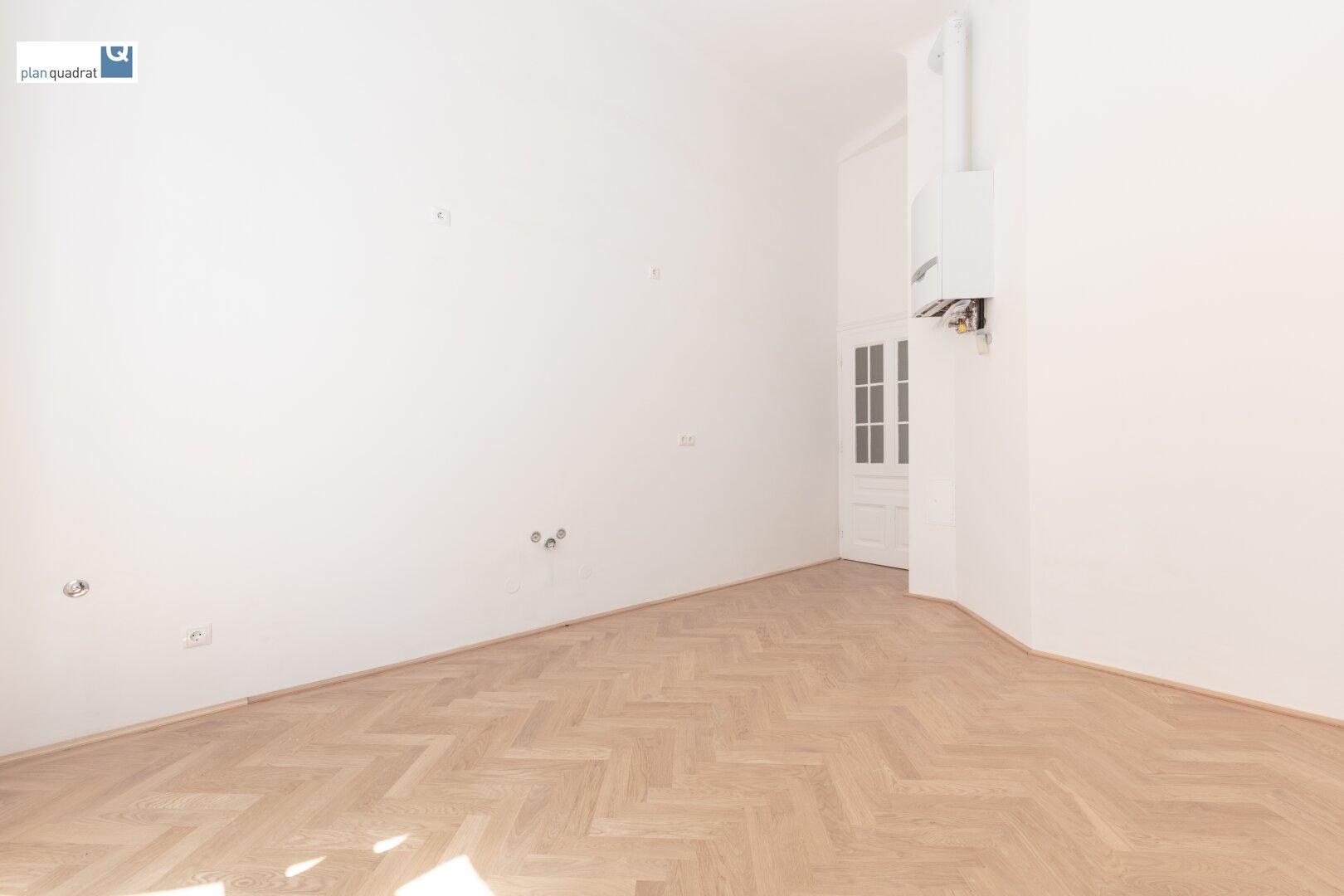 Raum 7 (gem. Grunsrissskizze - ca. 14,80 qm)