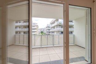nur noch wenige Erstbezugswohnungen verfügbar: 2-4 Zimmer mit eigener Freifläche im Q11!