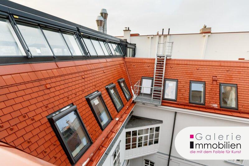 Fernolenthaus - Erstbezugsmaisonette beim Rochusmarkt - große Terrassen Objekt_35162 Bild_359
