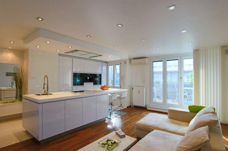 Luxuriöse DG Wohnung mit Terrasse in herrlicher Ruhelage! /  / 1210Wien / Bild 1