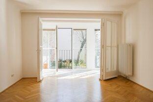 Ruhig gelegene 4-Zimmer-Wohnung nahe U4 Hietzing