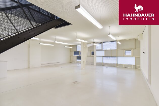 Office space 246 sqm with Patio in 1140 Vienna, Austria