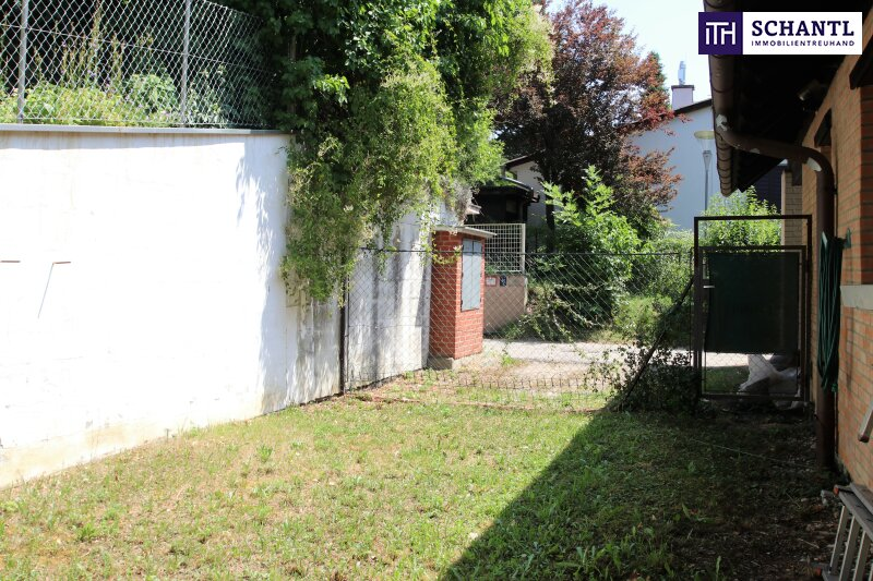 Naturidylle ! Absolute Toplage ! Südseitiges Traumgrundstück mit ausbaubarem Haus in Hinterbrühl ! /  / 2371Hinterbrühl / Bild 19