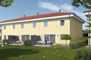 Eckreihenhaus mit feinem Garten (Haus 3)