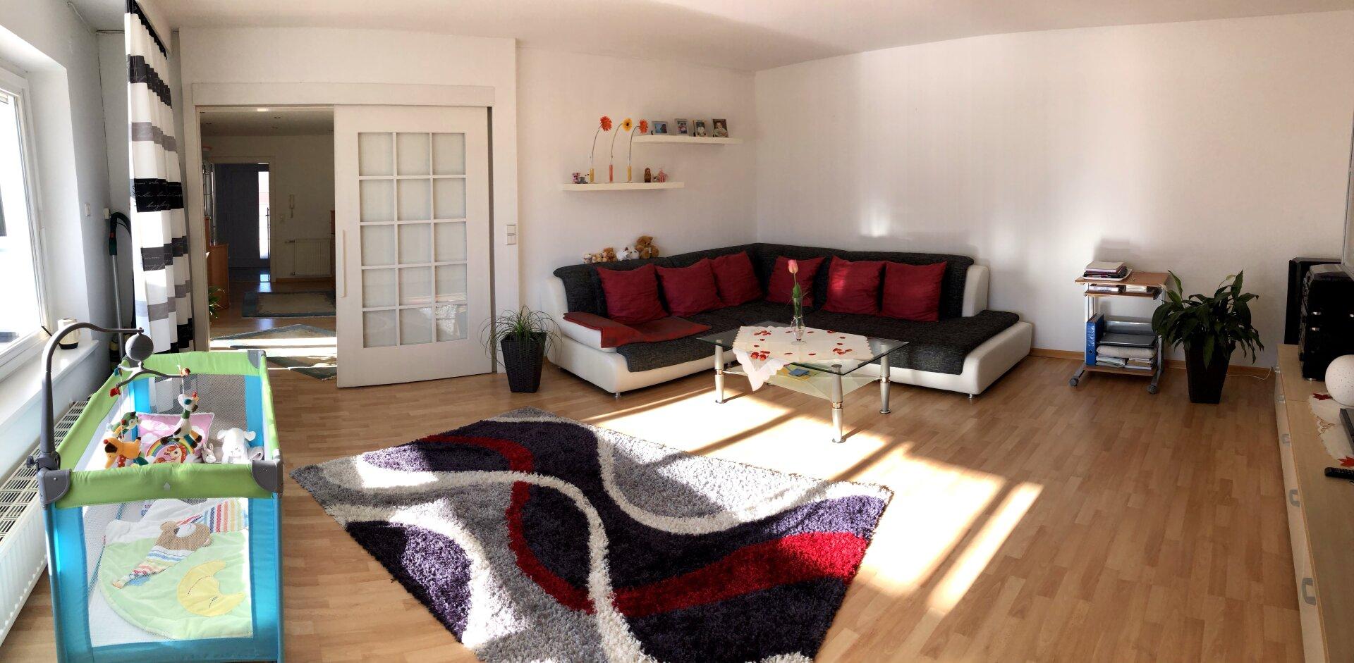 Wohnzimmer 30m²