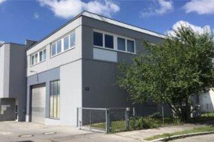 Lagerhalle für Lagerung von hochwertigen Waren - Industriegebiet Wien/Inzersdorf