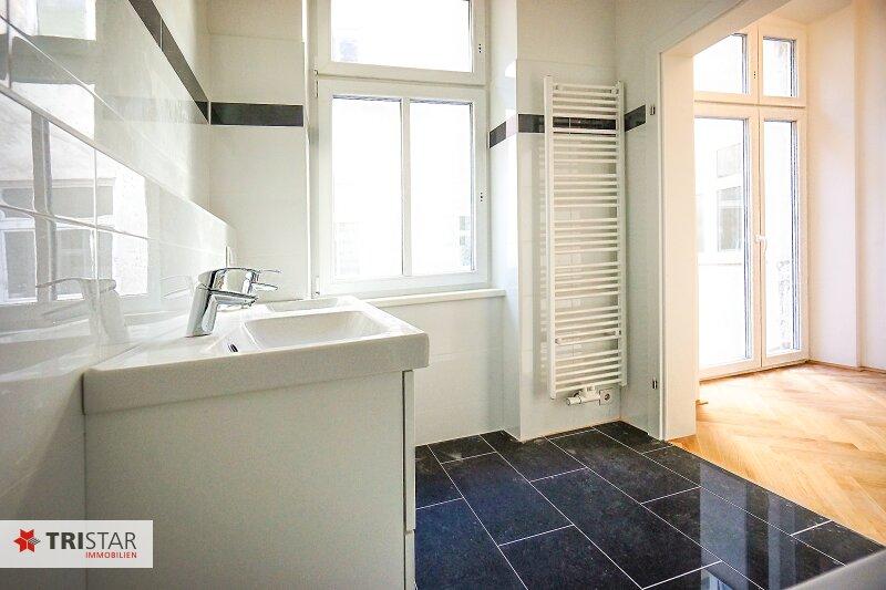 NEU! ++ ERSTBEZUG nach Sanierung: sehr ruhig gelegen, 1-3 Zimmer-Altbauwohnungen mit BALKON, ab sofort zu verkaufen (Top 28-29) ++