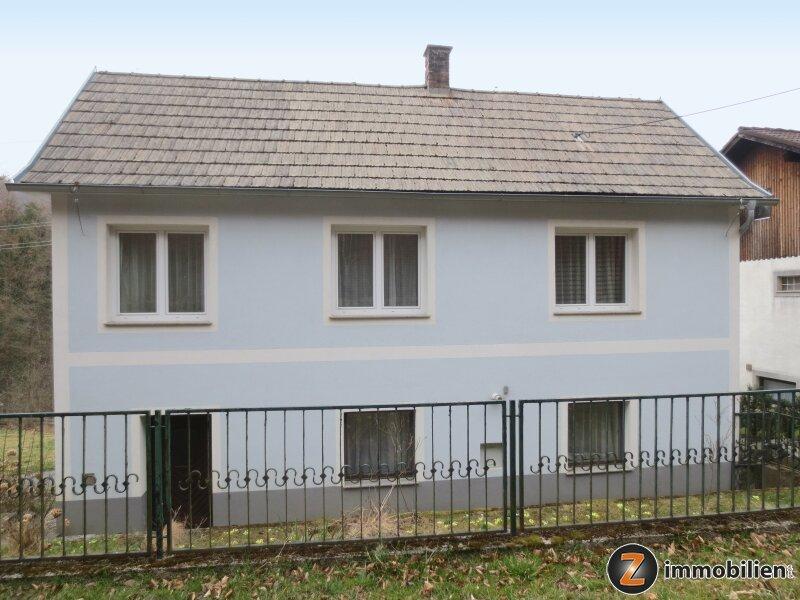 Haus in Ortsrandlage - eingebettet in die Hügellandschaft /  / 7442Nähe Lockenhaus / Bild 7