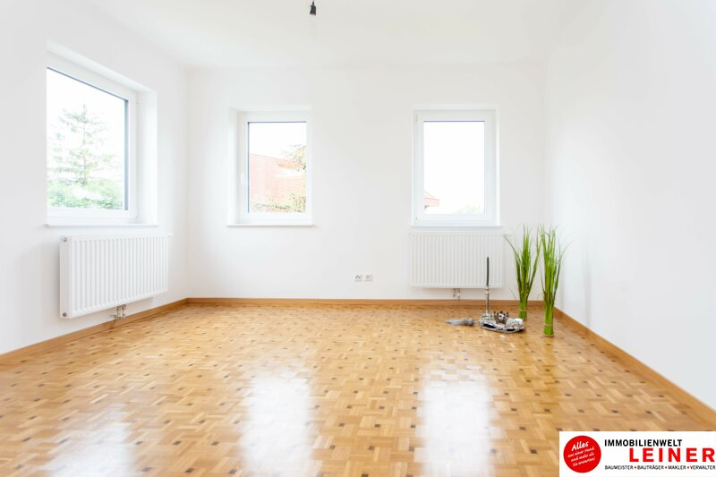 Schwechat: Saniertes Haus mit 2 getrennten Wohneinheiten zu mieten - auch für Praxis geeignet Objekt_10791 Bild_295
