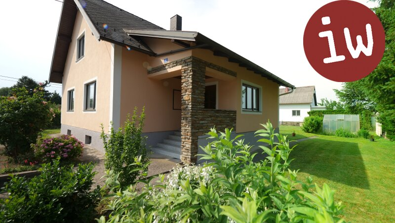 Einfamilienhaus in Grünruhelage Objekt_533