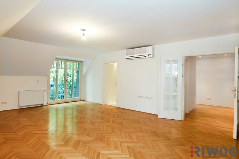 Traumhafte Terrassenmaisonette in Grinzing|Absolute Ruhelage|4 Zimmer