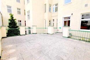 *Lebensqualität in reinster Form* 42m2 Innenhofterrasse!