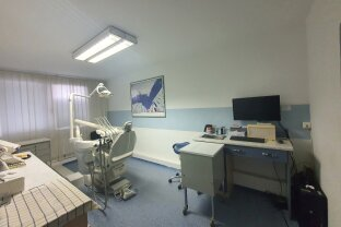 Wien 21: Hervorragend eingeführte Zahnarztpraxis
