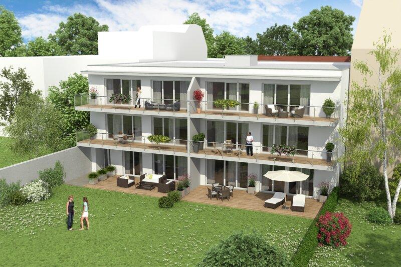 Top- ausgestattete Neubauwohnung mit Grünblick - PROVISIONSFREI