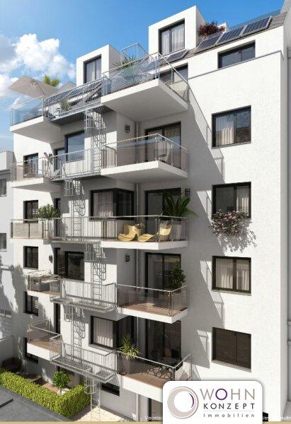 Neubau: 3 Zimmerwohnung mit Balkon /  / 1160Wien / Bild 0