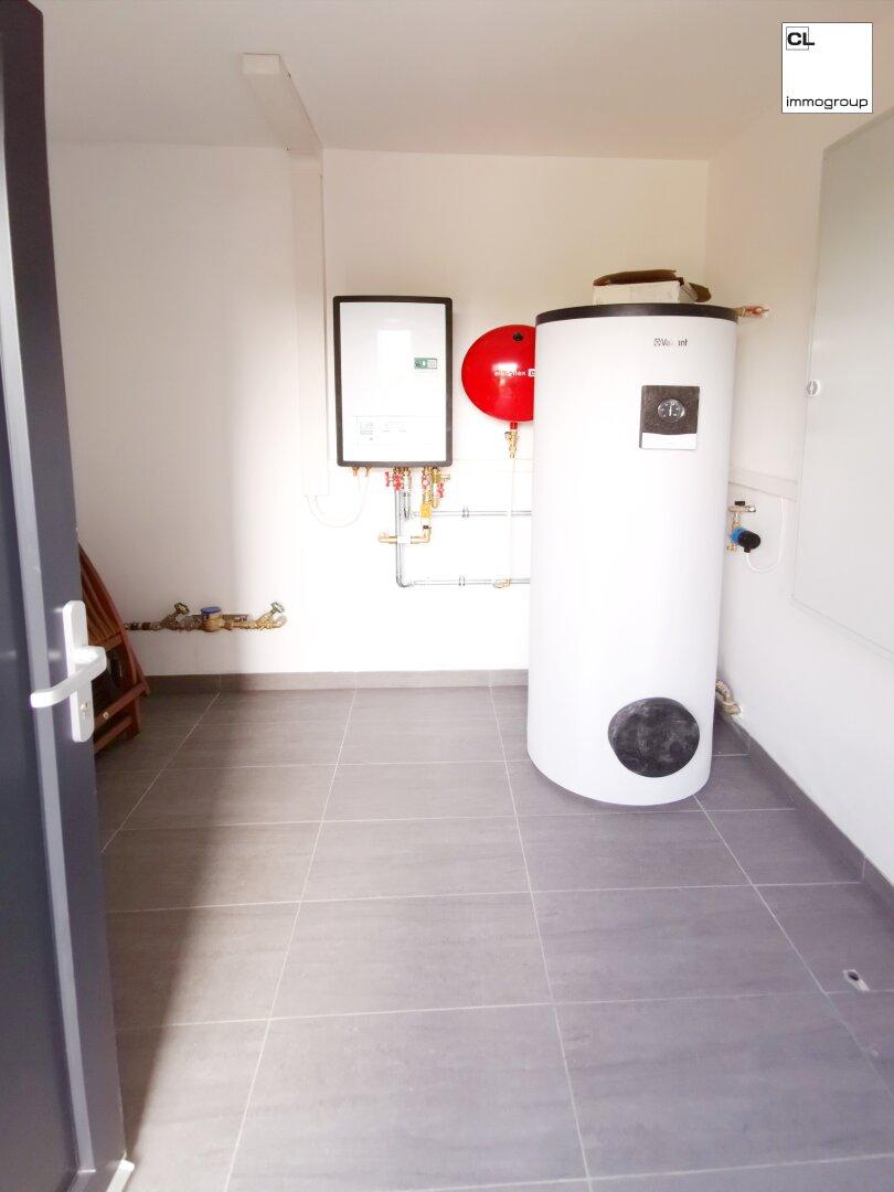 Wasserboiler