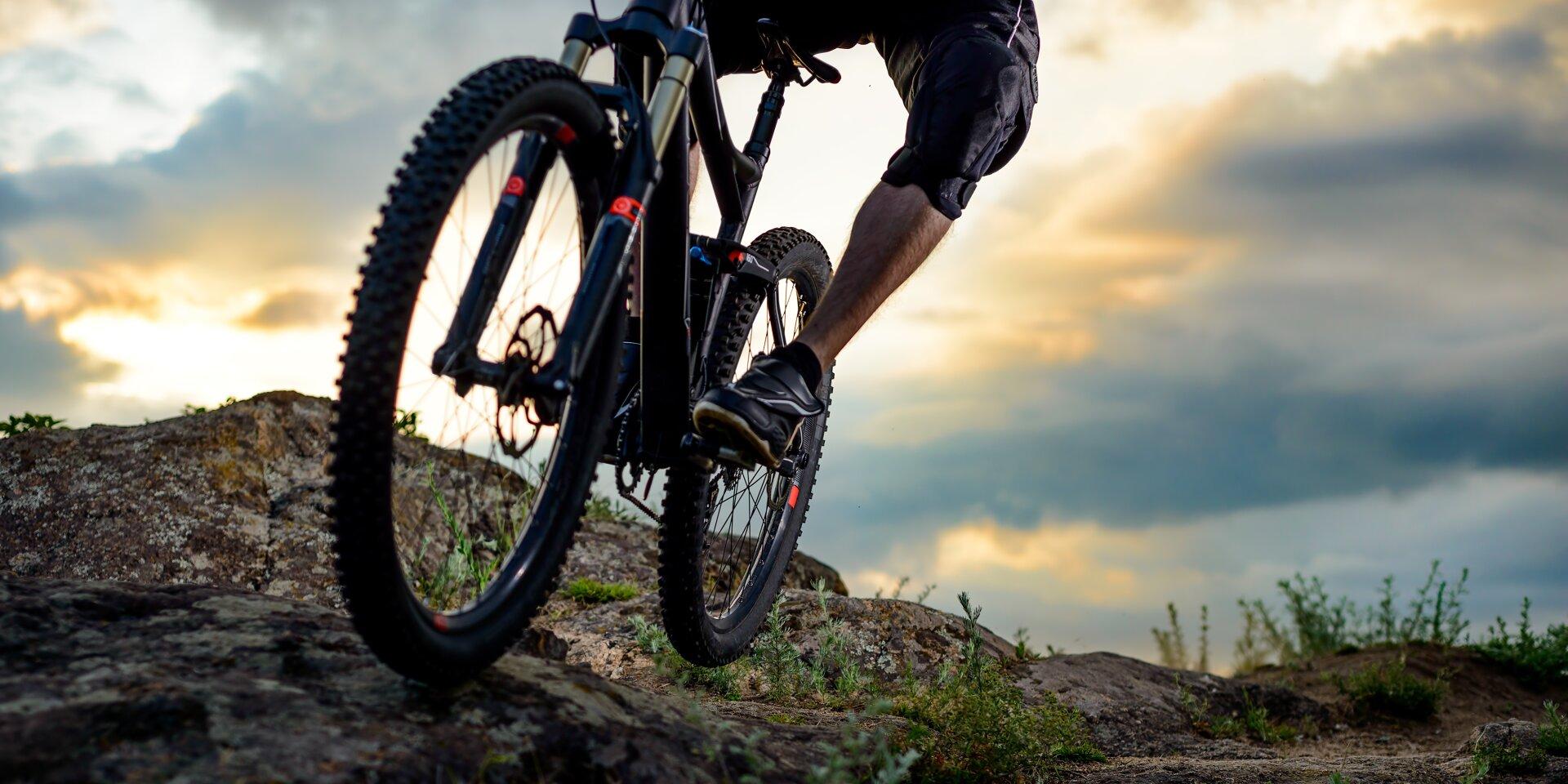 Mountainbiken auf der Petzen