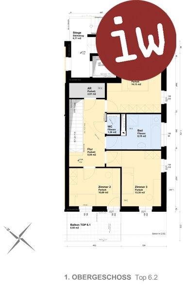 Neuwertige 4-Zimmer Gartenwohnung in Top- Zentrumslage Objekt_584 Bild_149
