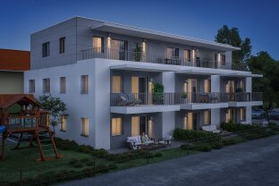 kugelhof:projekt: Neubau-Penthousewohnung mit Carport!