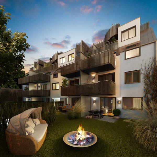 Familien-Maisonette mit Eigengarten, Terrasse, Balkon /  / 1220Wien / Bild 7