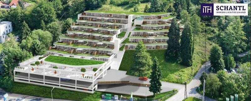 JETZT ZUGREIFEN! ANLEGERWOHNUNG in einem einzigartigen Wohnbauprojekt  im GRÜNEN ST.PETER  Perfektes FINANZIERUNGS-  und STEUERKONZEPT wird angeboten.