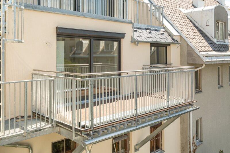 Wohnen über den Dächern! Schmucke 3-Zi.-Balkonwohnung mit optimaler Aufteilung /  / 1090Wien / Bild 0