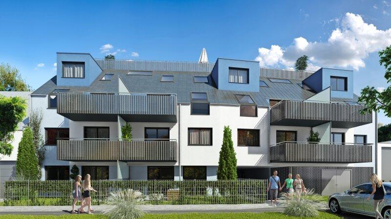 Wohnen am Tor zum Nationalpark - 3 Zimmer-Wohnung mit 2 Balkonen