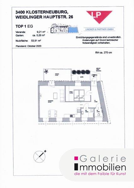 Herzige 2-Zimmer-Altbauwohnung mit Veranda und Grünblick Objekt_34581 Bild_160