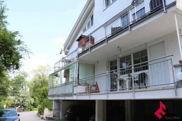 2-Zi.-Wohnung mit verglaster Loggia