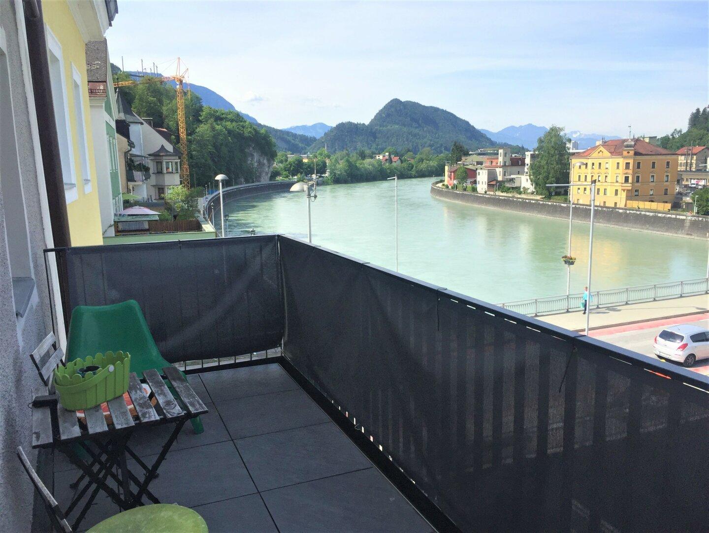 Mietwohnung Kufstein, Balkon
