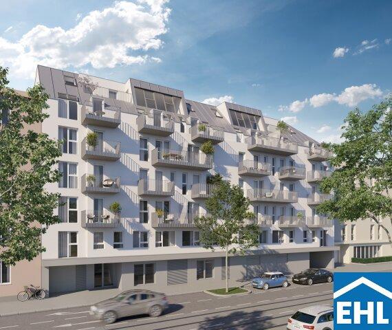 PROVISIONSFREIER ERSTBEZUG: Modernes Vorsorgeprojekt in beliebter Wohngegend