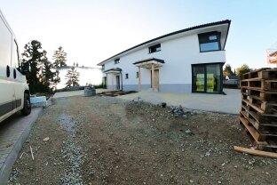 Traumhafte Doppelhaushälfte in Gänserndorf Süd: Gartenglück für die ganze Familie - Ziegelbau auf Eigengrund