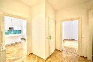 MARGARETENSTRASSE | prachtvolle 3-Zimmer-Altbauwohnung
